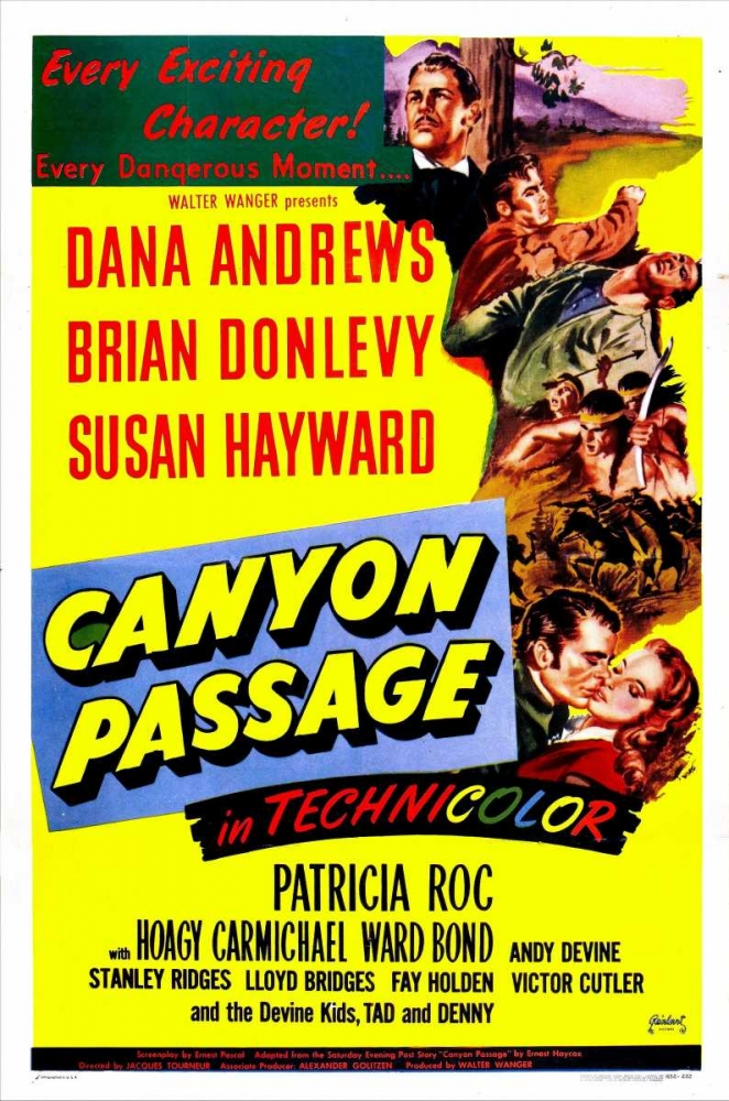 CANYON PASSAGE Everett Collection 116766