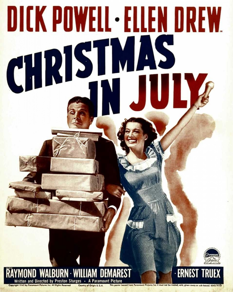 CHRISTMAS IN JULY Everett Collection 116612