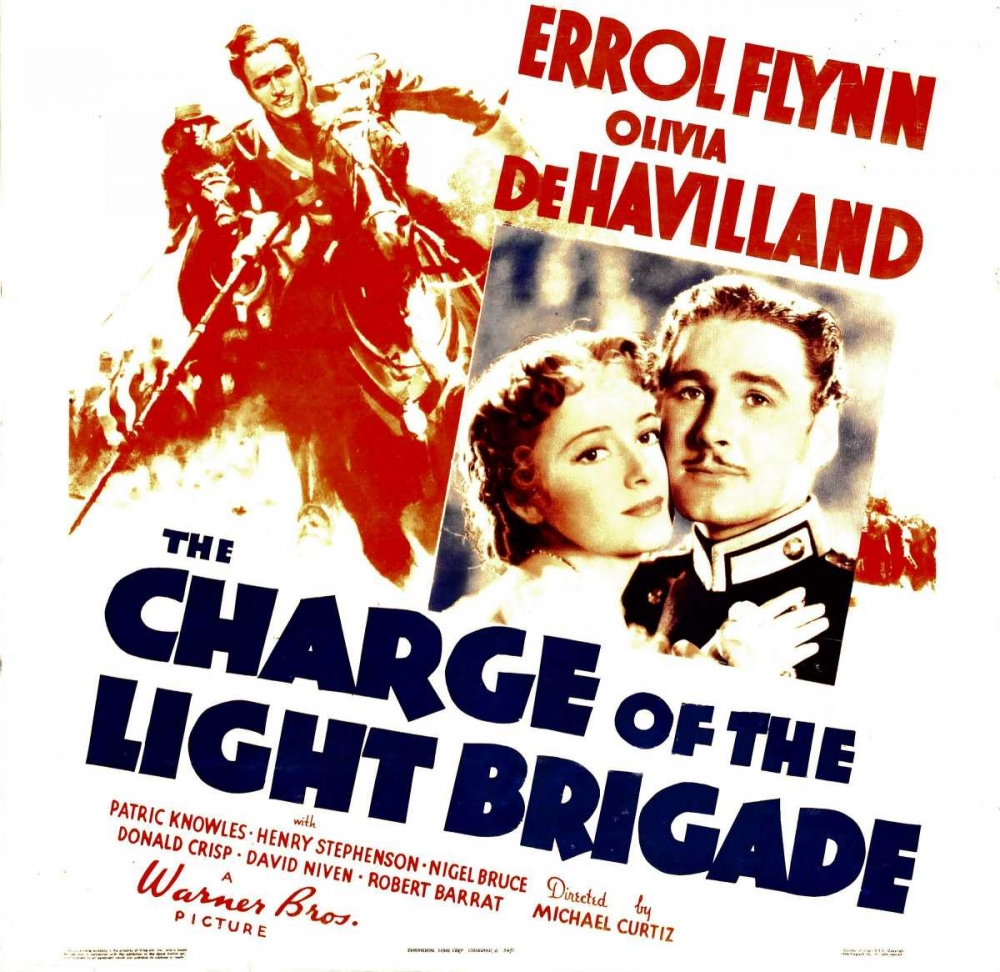 THE CHARGE OF THE LIGHT BRIGADE Everett Collection 116402