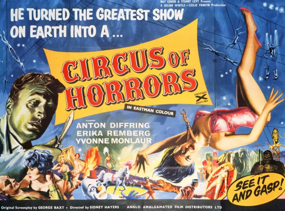 CIRCUS OF HORRORS Everett Collection 117229