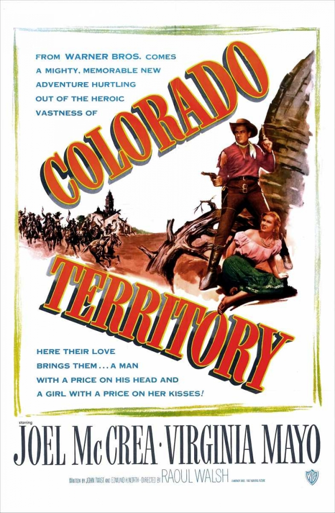 COLORADO TERRITORY Everett Collection 116885
