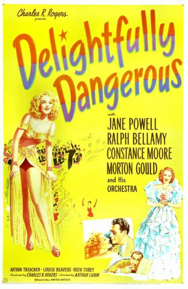 DELIGHTFULLY DANGEROUS Everett Collection 116747