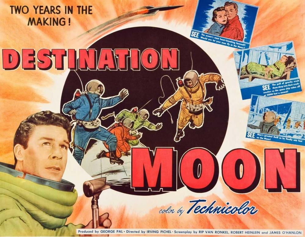 DESTINATION MOON Everett Collection 113123