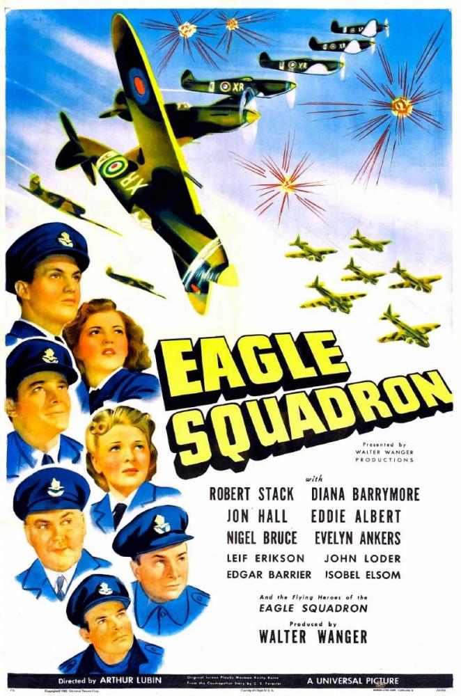 EAGLE SQUADRON Everett Collection 111888