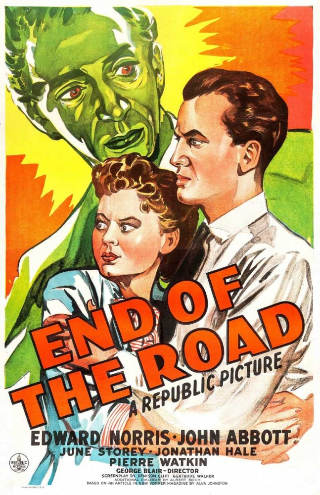 END OF THE ROAD Everett Collection 112798