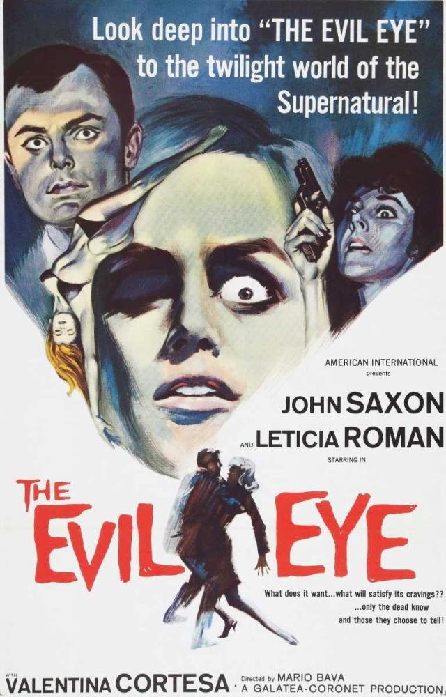THE EVIL EYE Everett Collection 114577
