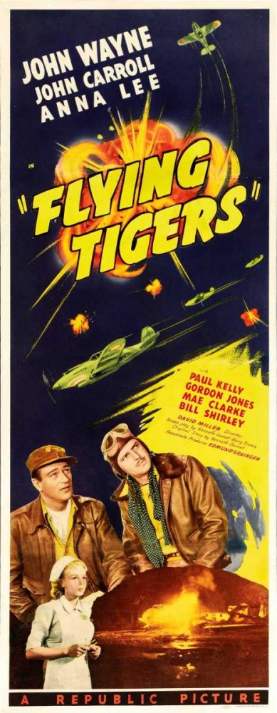 FLYING TIGERS Everett Collection 111960