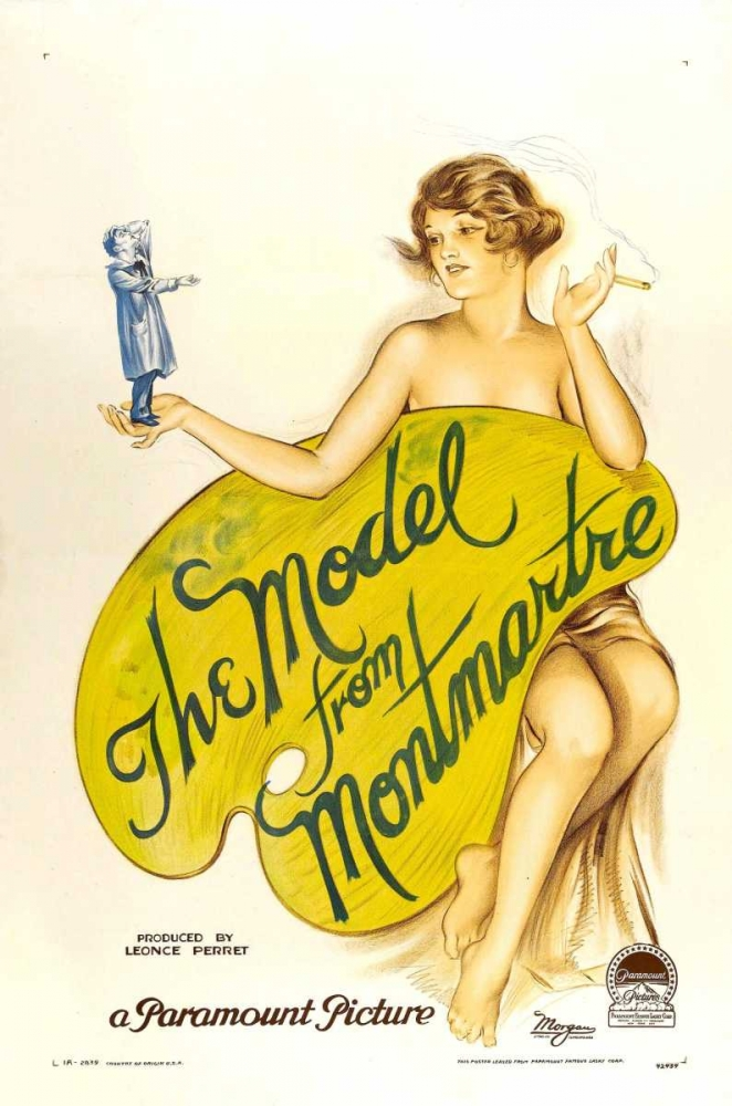 THE GIRL FROM MONTMARTRE Everett Collection 108431