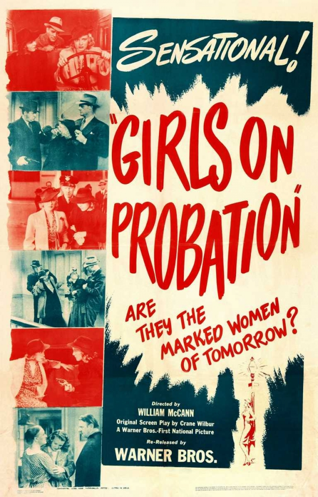 GIRLS ON PROBATION Everett Collection 110821