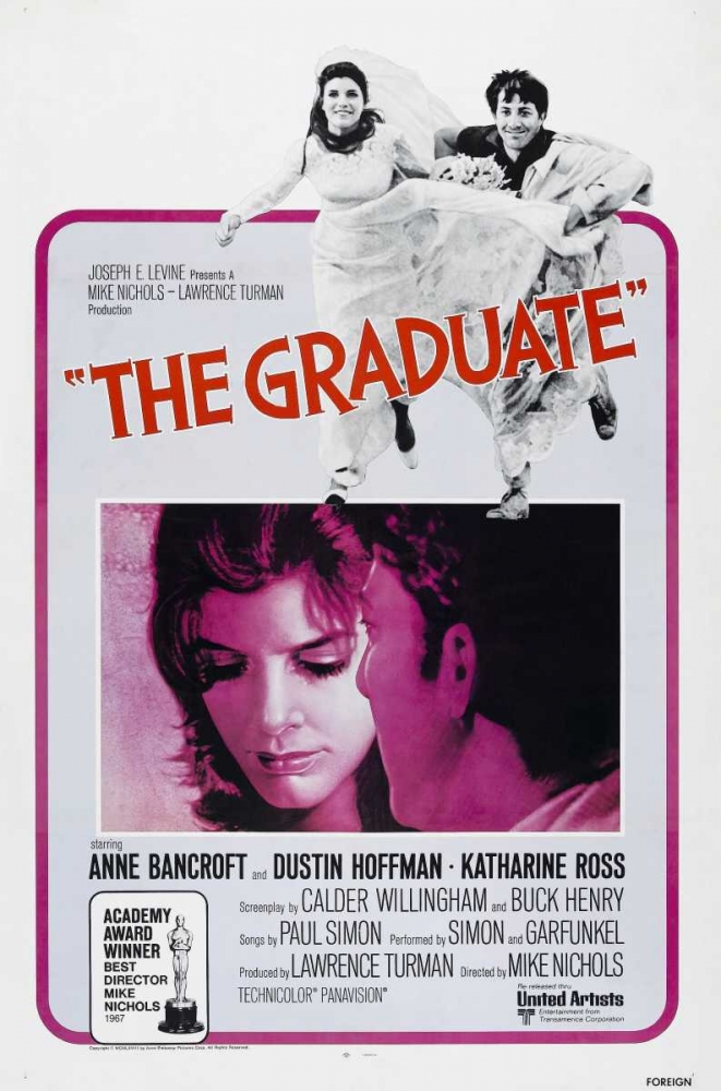 THE GRADUATE Everett Collection 114804