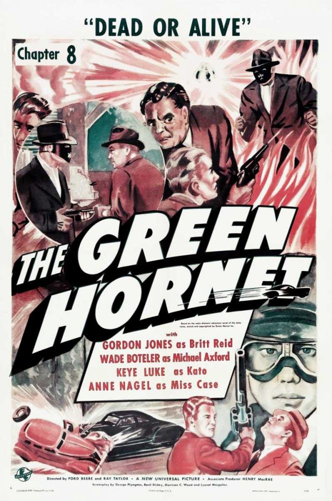 THE GREEN HORNET Everett Collection 111633