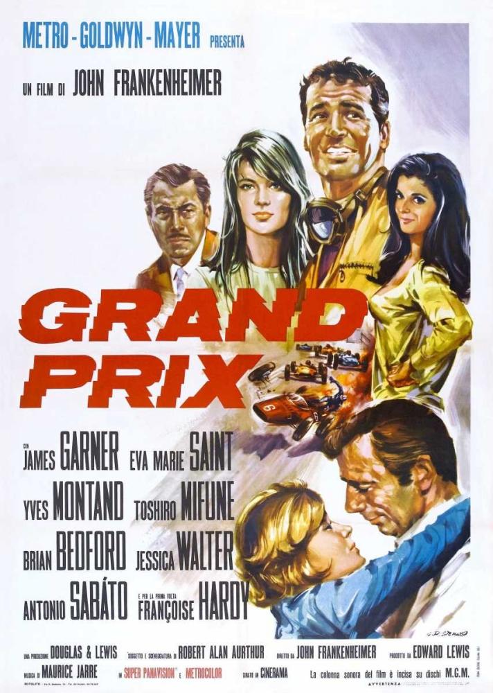 GRAND PRIX Everett Collection 114748