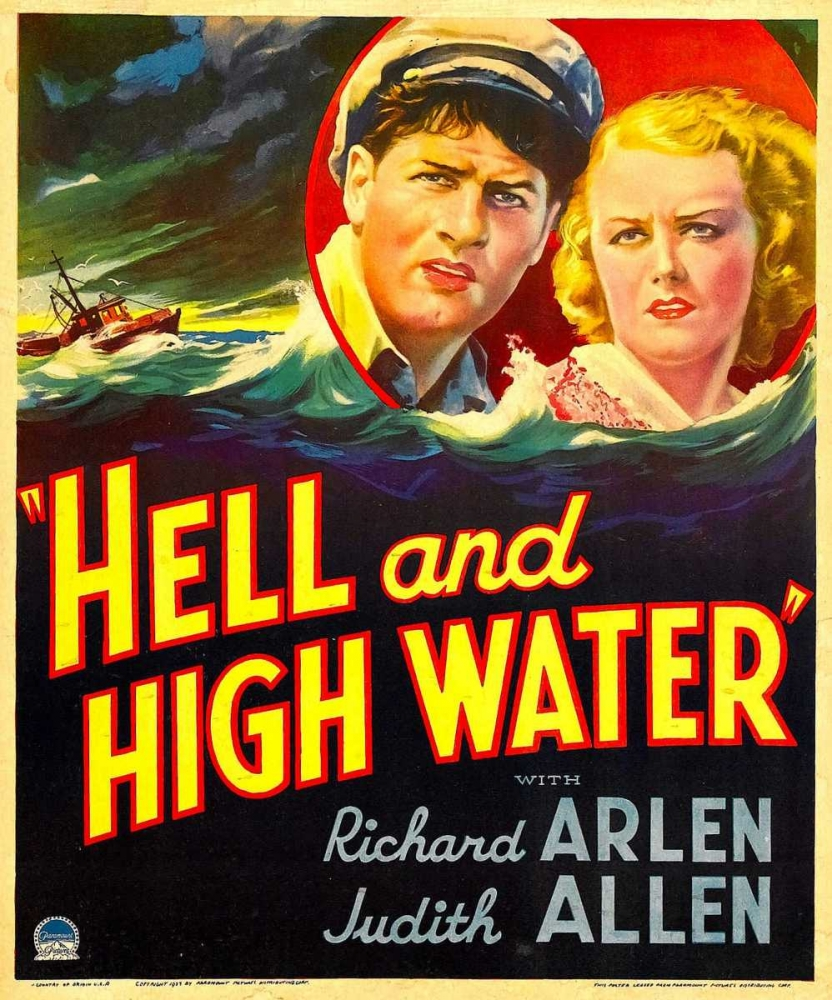 HELL AND HIGH WATER Everett Collection 109667