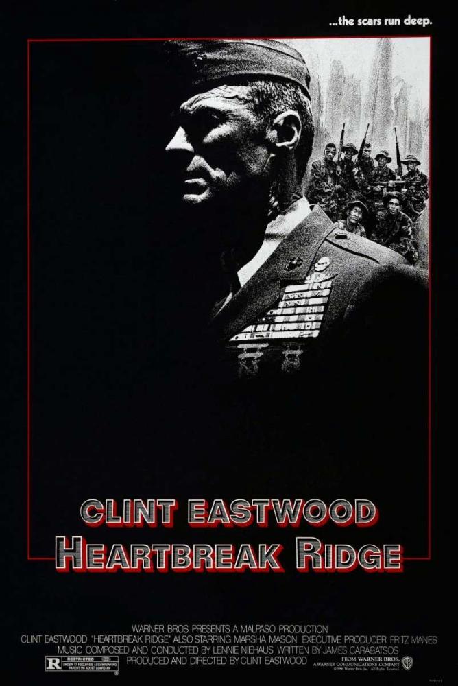 HEARTBREAK RIDGE Everett Collection 115888