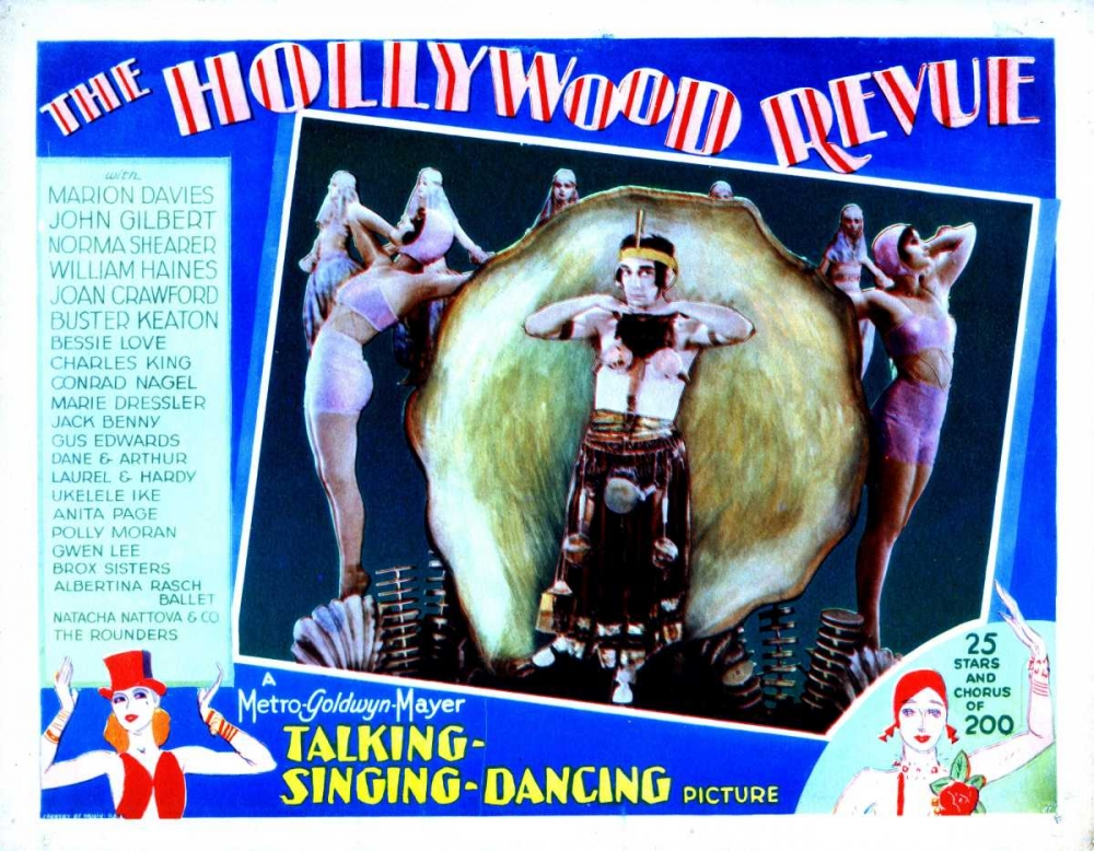 THE HOLLYWOOD REVUE OF 1929 Everett Collection 108464