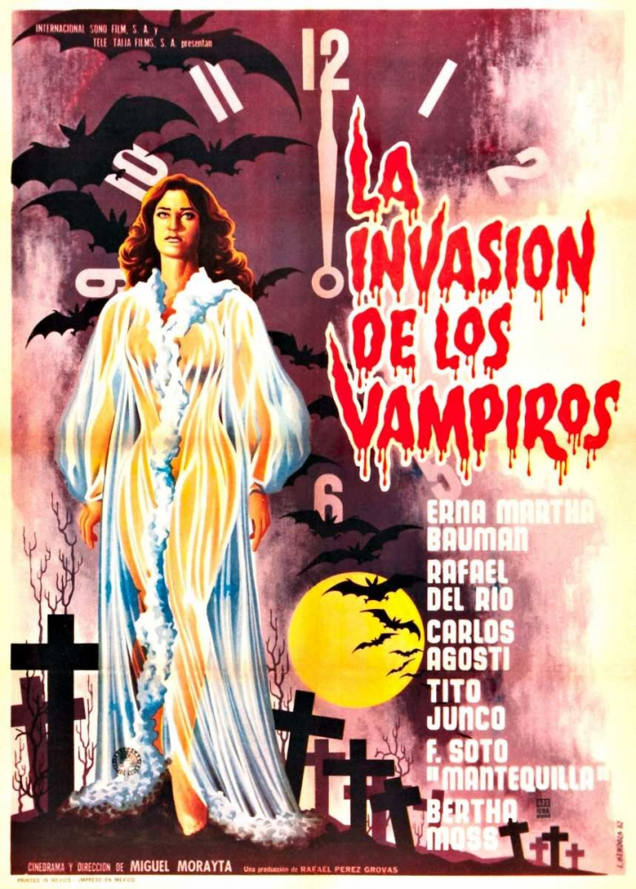 THE INVASION OF THE VAMPIRES Everett Collection 114561