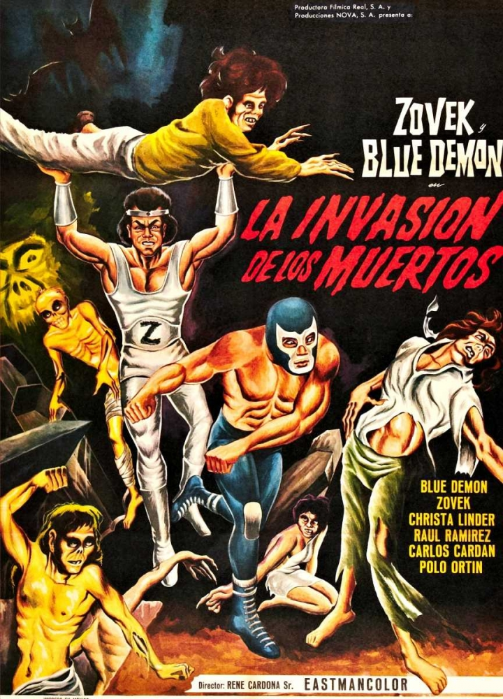 INVASION OF THE DEAD Everett Collection 115388
