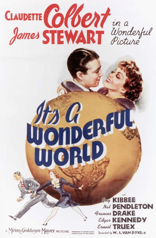 ITS A WONDERFUL WORLD Everett Collection 111539