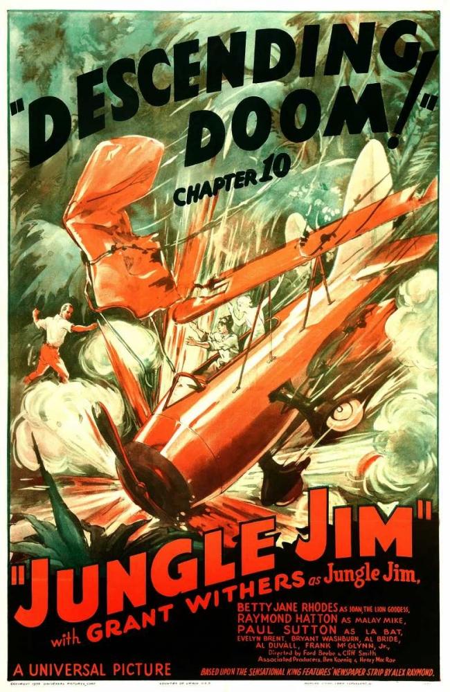 JUNGLE JIM Everett Collection 110557