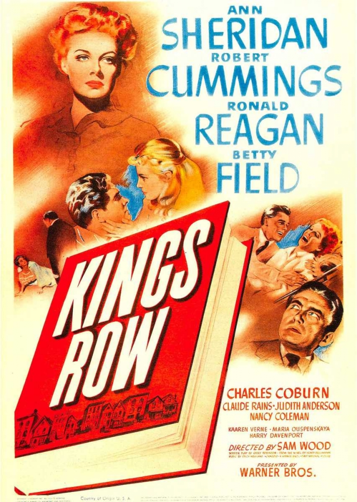 KINGS ROW Everett Collection 111948