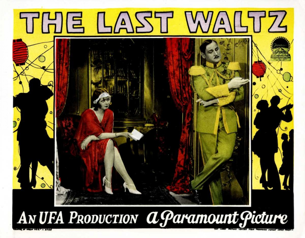 THE LAST WALTZ Everett Collection 108985
