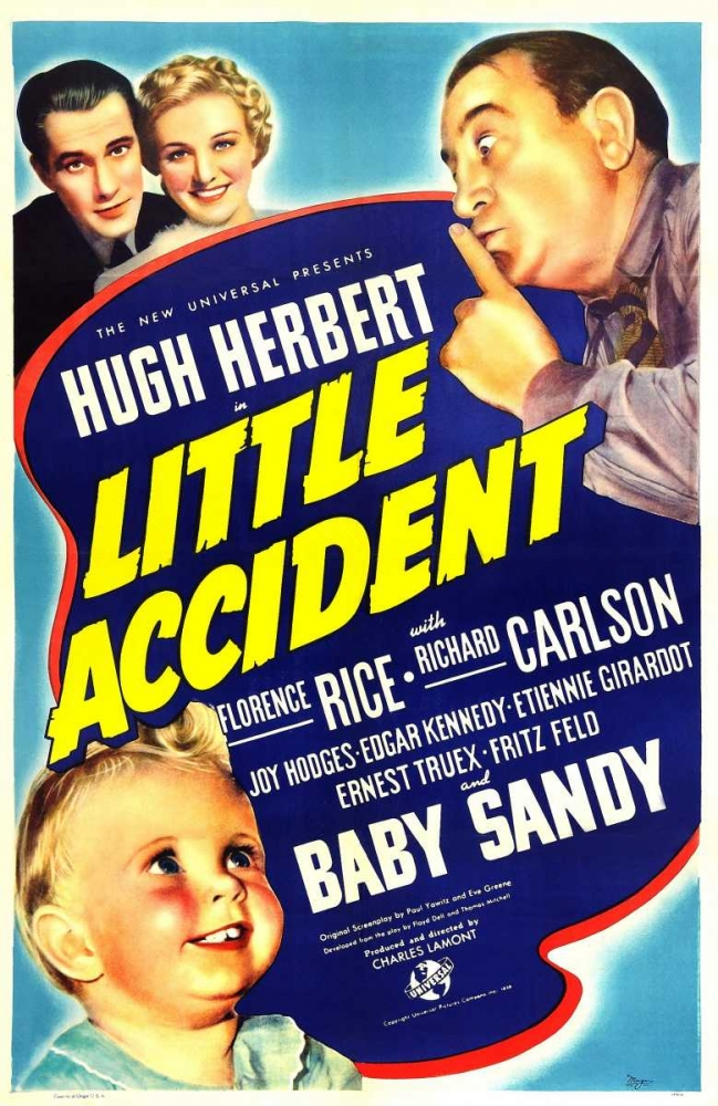 LITTLE ACCIDENT Everett Collection 111060