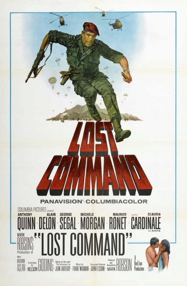 LOST COMMAND Everett Collection 114669