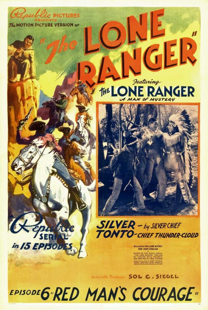 THE LONE RANGER Everett Collection 110806