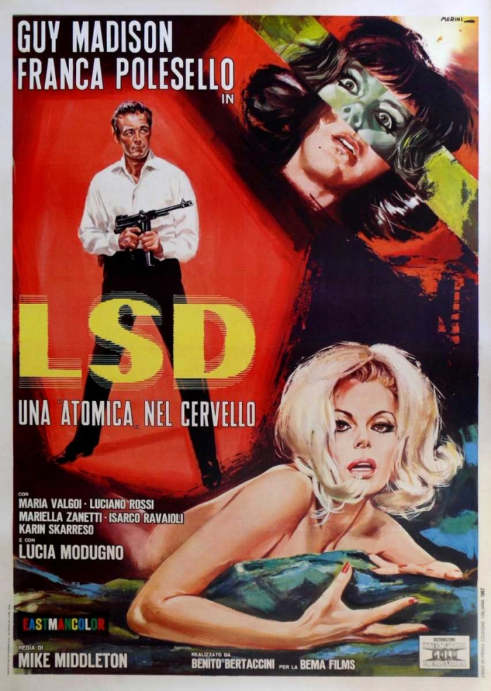 LSD FLESH OF THE DEVIL Everett Collection 114815