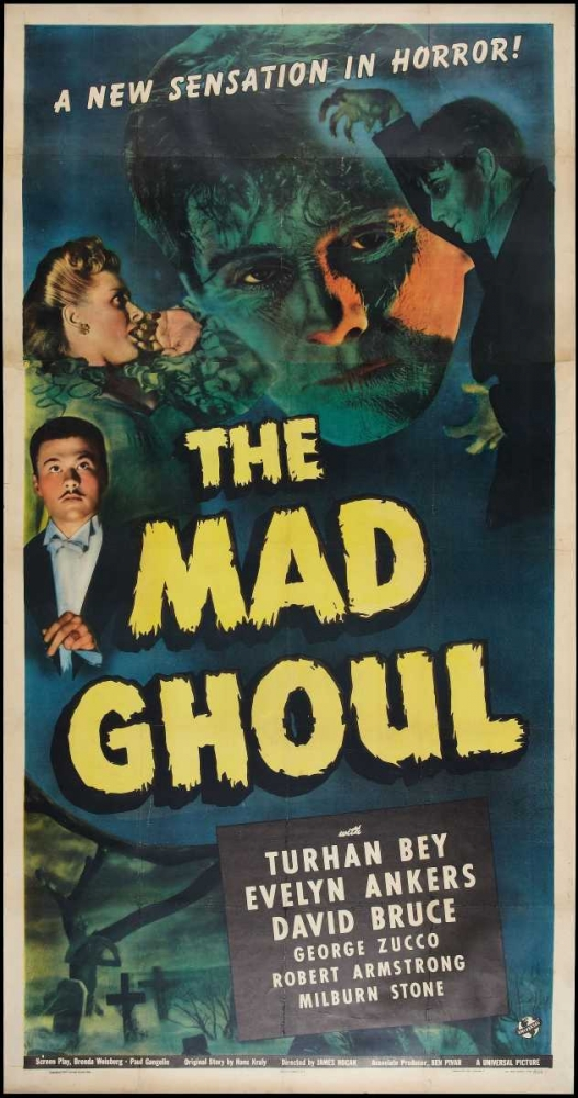 THE MAD GHOUL Everett Collection 112066