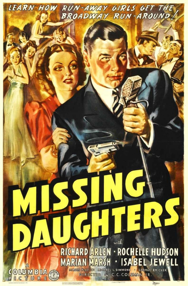 MISSING DAUGHTERS Everett Collection 111027