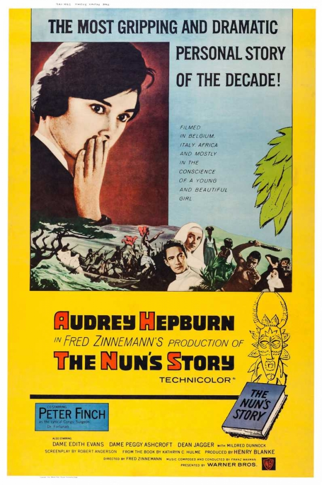 THE NUNS STORY Everett Collection 113839