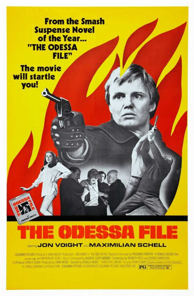 THE ODESSA FILE Everett Collection 115572
