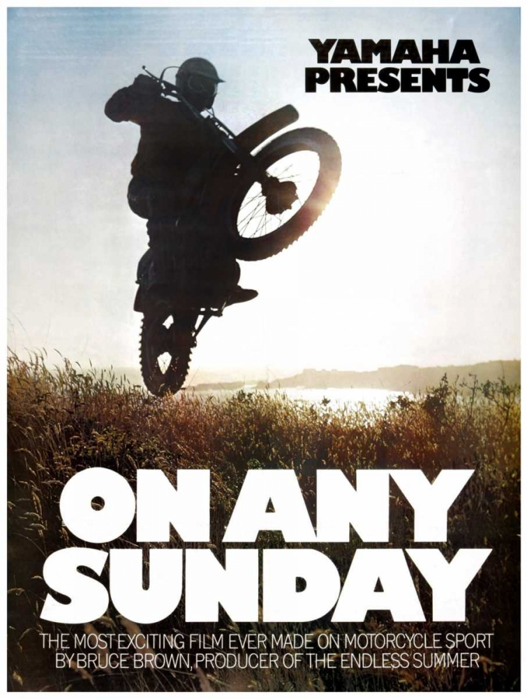ON ANY SUNDAY Everett Collection 115268
