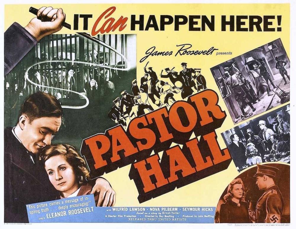 PASTOR HALL Everett Collection 111767