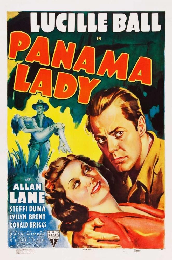 PANAMA LADY Everett Collection 110964