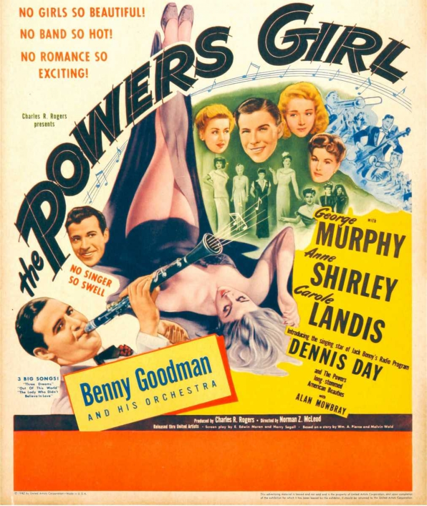 THE POWERS GIRL Everett Collection 112091
