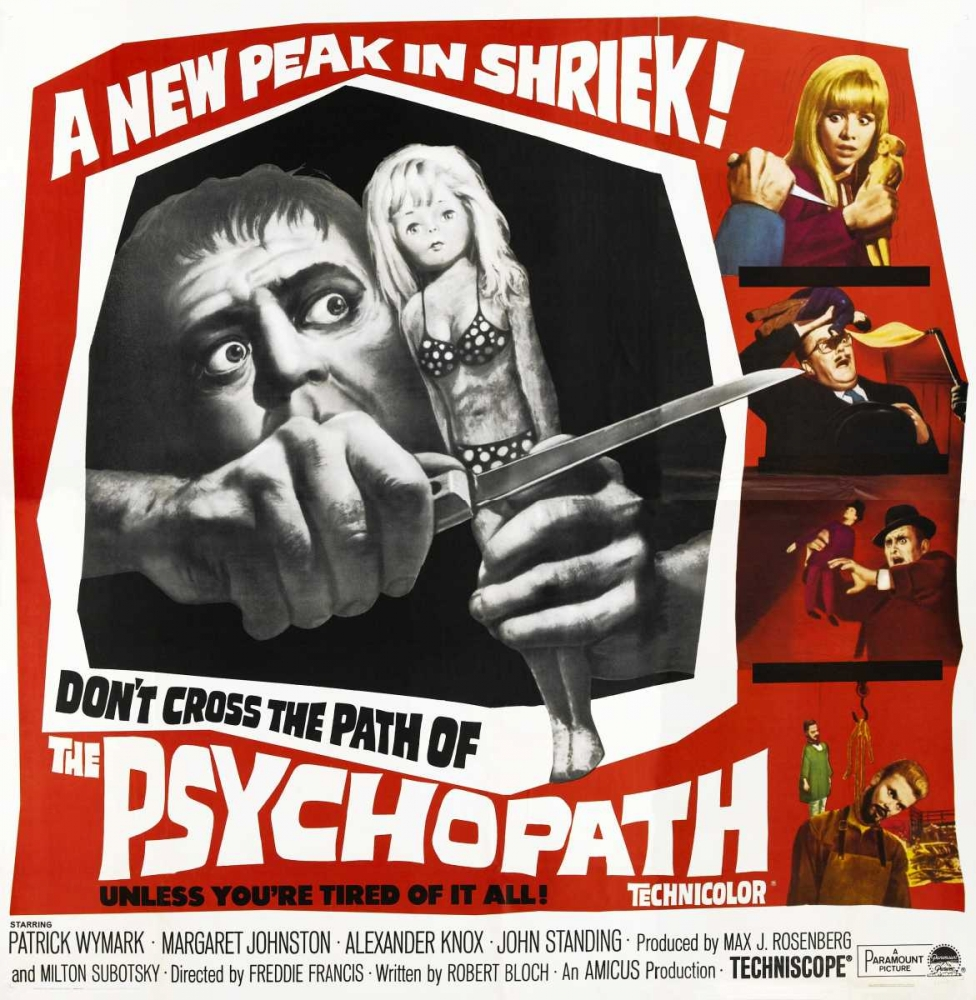 THE PSYCHOPATH Everett Collection 114724