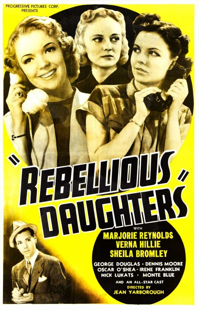 REBELLIOUS DAUGHTERS Everett Collection 110868