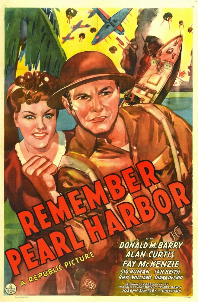 REMEMBER PEARL HARBOR Everett Collection 111929