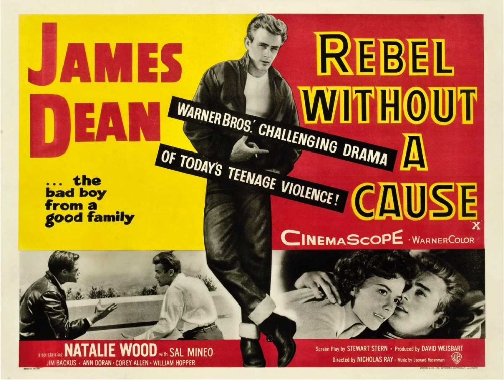 REBEL WITHOUT A CAUSE Everett Collection 113765