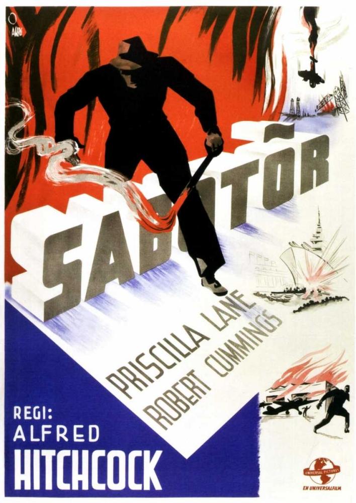 SABOTEUR Everett Collection 112724