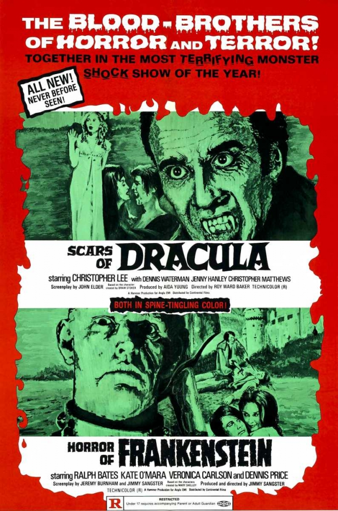 SCARS OF DRACULA Everett Collection 115231