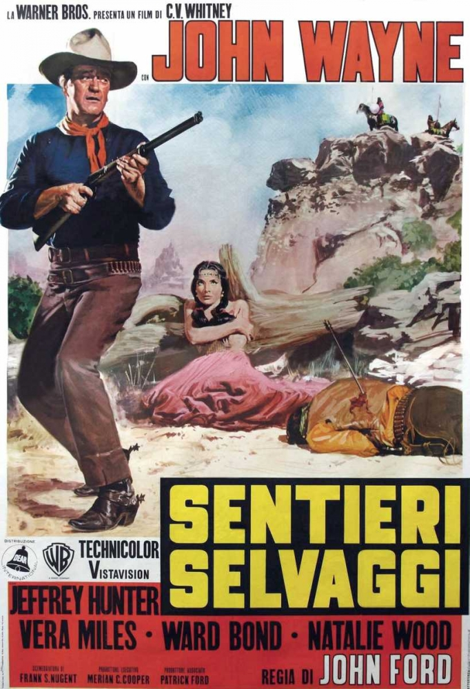 THE SEARCHERS Everett Collection 113951