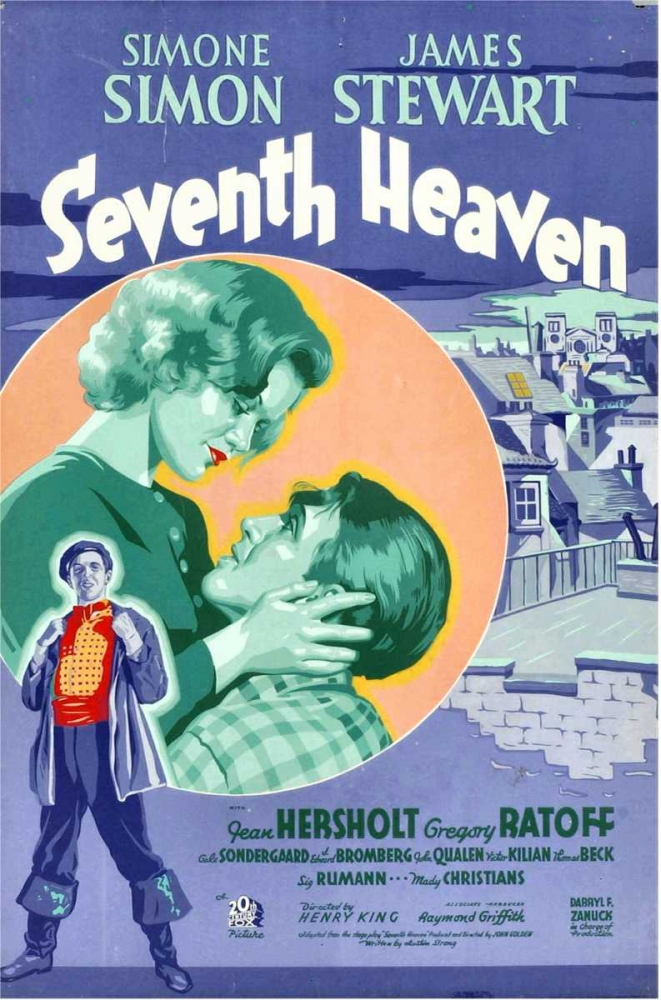 SEVENTH HEAVEN Everett Collection 110746