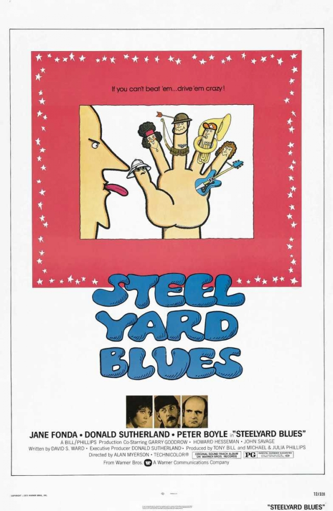 STEEL YARD BLUES Everett Collection 115536