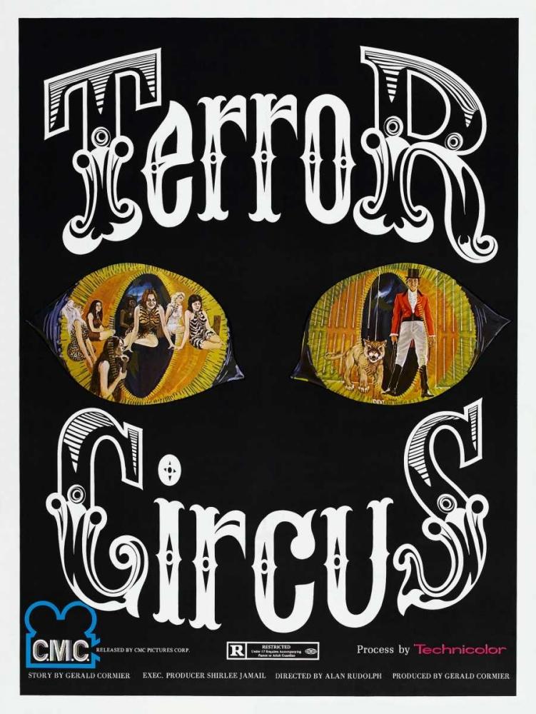 TERROR CIRCUS Everett Collection 115599