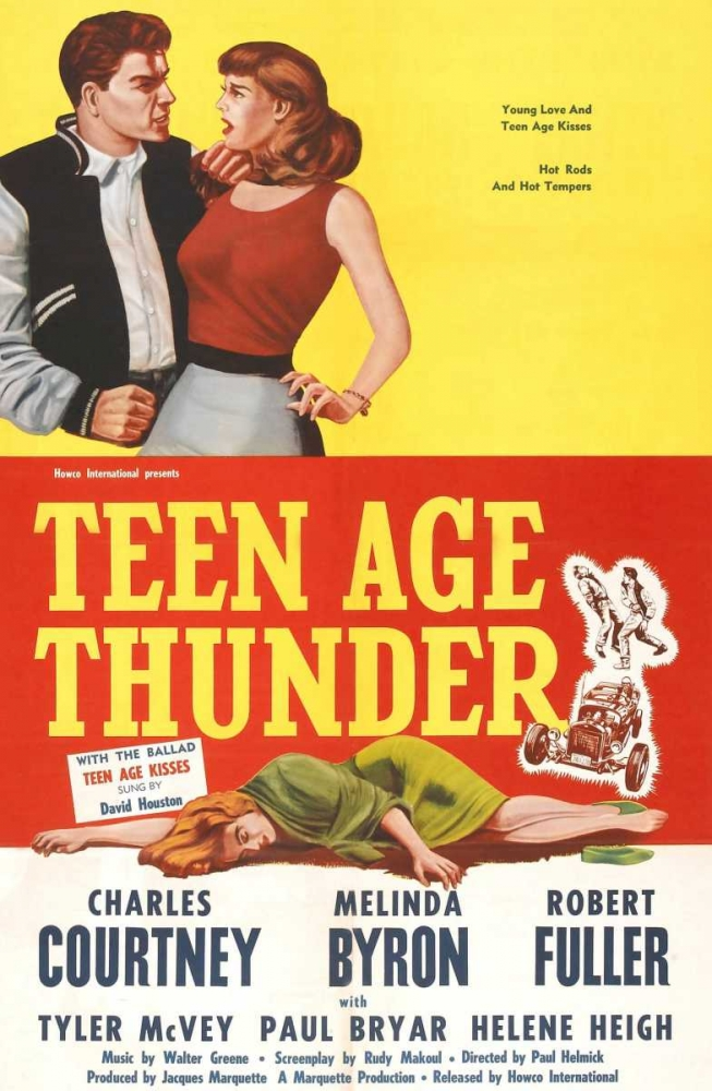 TEENAGE THUNDER Everett Collection 114124
