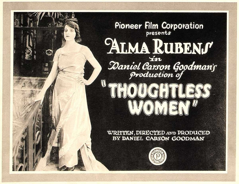 THOUGHTLESS WOMEN Everett Collection 108357