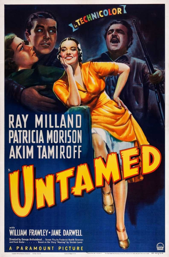 UNTAMED Everett Collection 111619